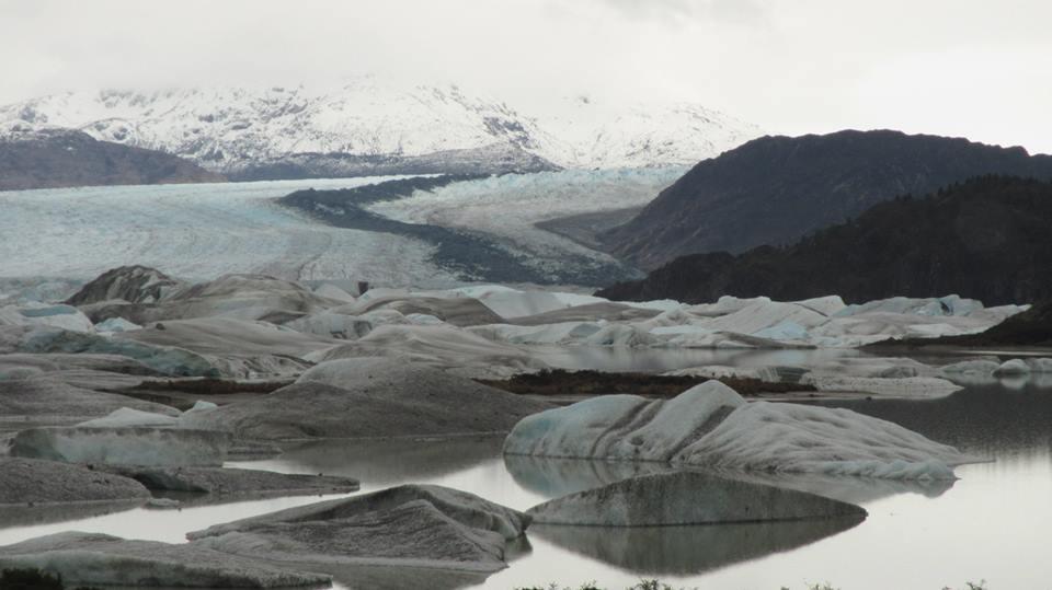 Glaciar Steffen  1